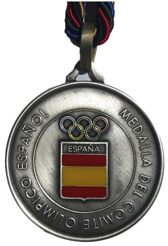 COE Olympic Medal