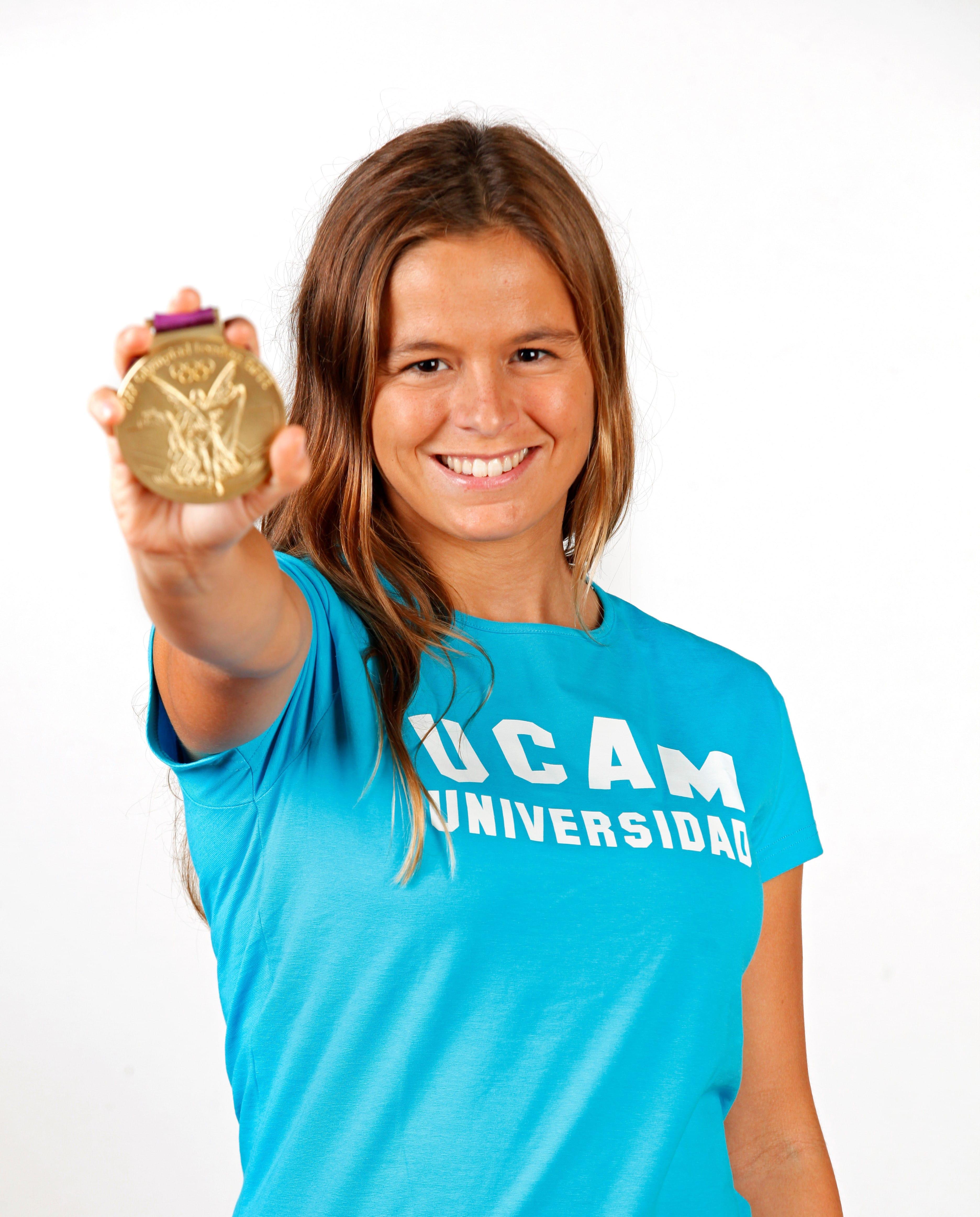 Sofía-Toro-medalla-UCAM